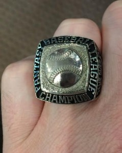@gamerandazzo championship baseball ring 2014